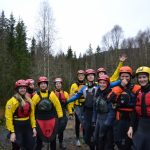 Kajakk & klatring Canada KKC Elvepadling