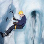 Fjellsport og Kajakk NZ Isklatring på bre