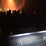 Lyd/Lys/Scene Konsert med Inculcado