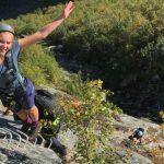 Fjellsport og Kajakk NZ Nord Norges første Via Ferrata