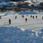 Mosjøen kippermoen-idrettspark