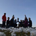 Friluftsliv lett -  Friluftsliv på tur i myrull