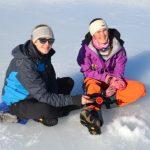 Friluftsliv lett -  Isfiske vinteren 2015