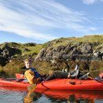 Friluftsliv lett -  Padling med havkajakk på Helgelandskysten
