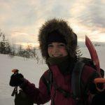 Friluftsliv lett -  Skitur