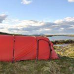 Friluftsliv lett -  Telttur på Helgelandskysten