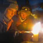 Friluftsliv lett -  Vinternatt ute i kulden