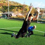 Fotball fordypning Fotballtrening Basis1