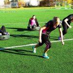 Fotball fordypning Fotballtrening Styrke