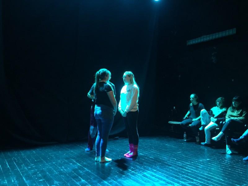 Teatersport-kurs på Skuespiller