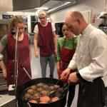 Mat og internat kokkekurs vf4