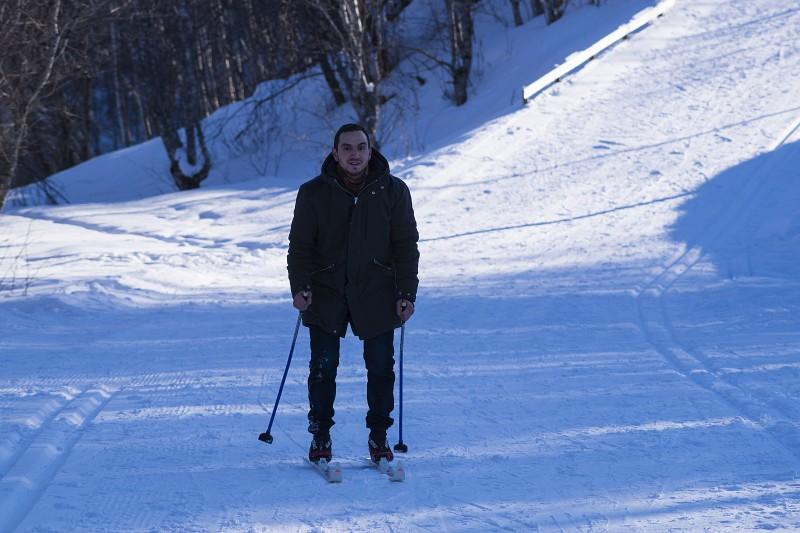 skitur til norge