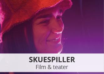 Skuespiller – Film og teater