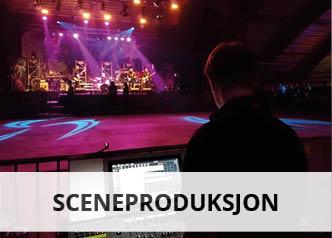 Lyd Lys Scene