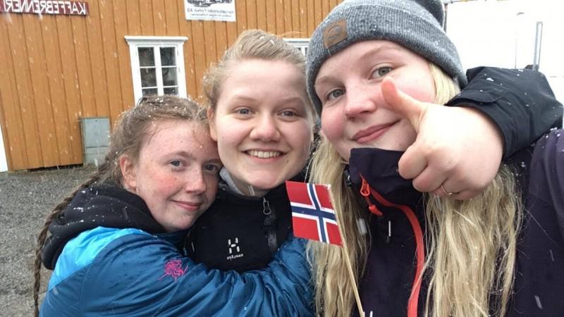 Amazing Race Helgeland