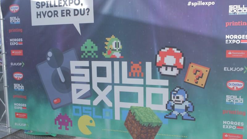 E-sport reiser til Spillexpo