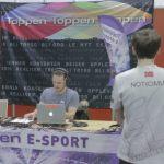 Spillexpo, Toppen E-Sport, W@M