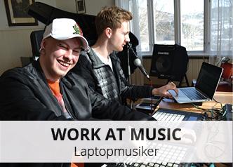 Work AT Music – Laptomusiker