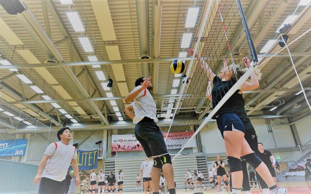 Toppenvolleyball kvalifiserte seg til NM!