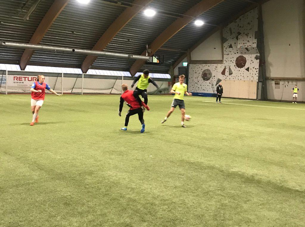 Fotball Keeperkurs Idrett Alt