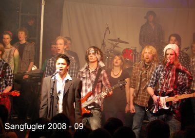 Julerock 2008-09