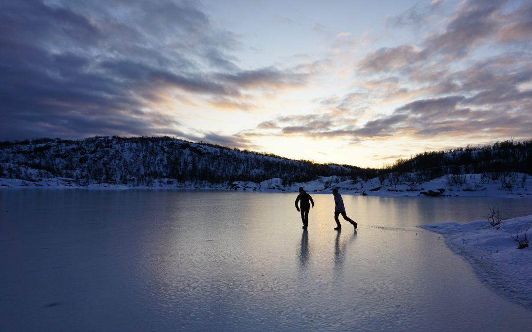 Klatring i Norges største Klatrehall
