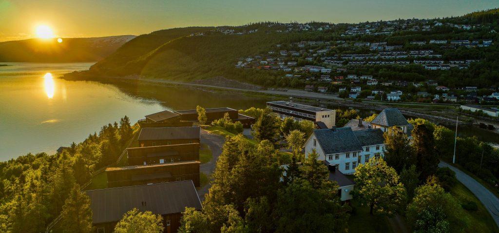 Vefsn Folkehøgskole Toppen i Mosjøen
