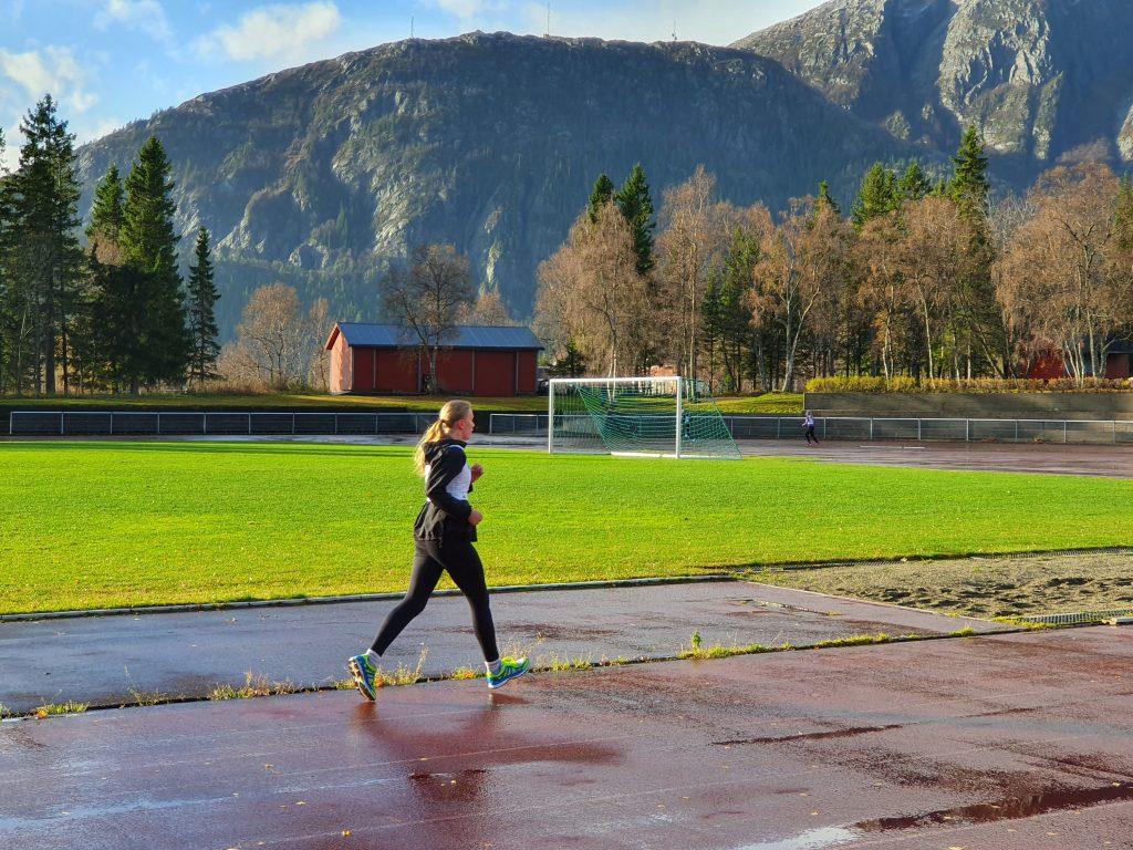 Camilla løper for veldedighet