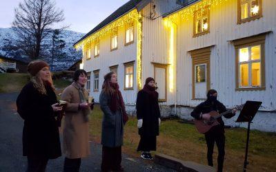 Julebyen Mosjøen 2020