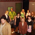 Fra forestillingen GATA på Vefsn Folkehøgskole 2006