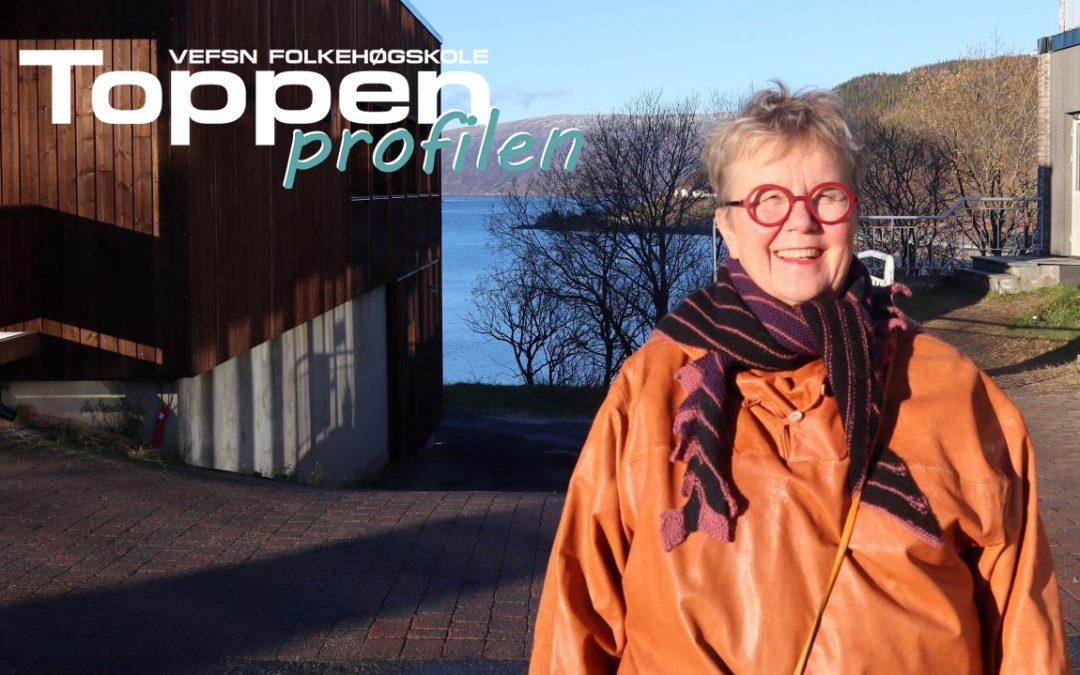 Toppenprofilen Bodil Nystad